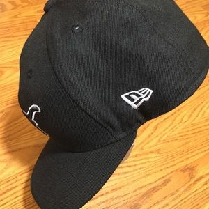 59FIFTY Accessories - Texas Longhorns Fitted Hat Black / White size 7.5